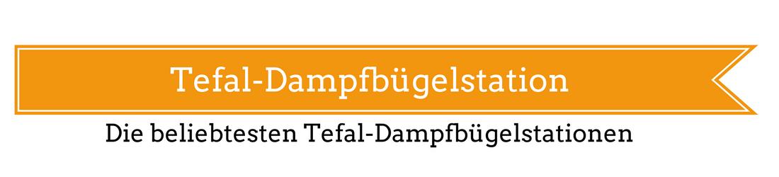 Tefal-Dampfbügelmaschine