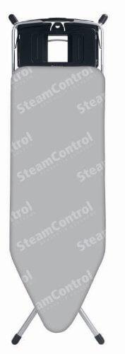 Brabantia 220944 Dampfbügeltisch Steam Control 124 x 45 cm -