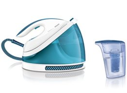 Philips GC7036/27 PerfectCare Viva kompakte Dampfbügelstation 5,5 Bar, 260 g, 1,7 L -