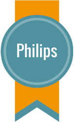 Philips Dampfbügelstation Logo