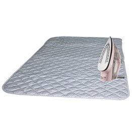 THEE Bügeldecke Bügelunterlage Bügeleisen Tischmatte aus Baumwolle Ablage,6# - 1